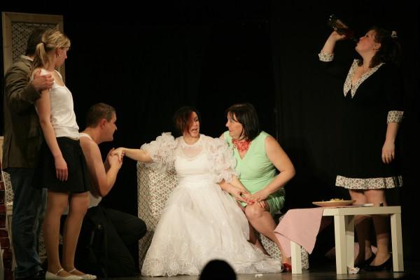 Úžasná svatba – AMADIS Brno