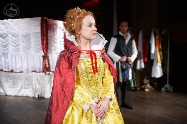 shakespeare a alžběta