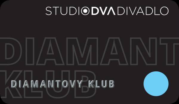 diamantový klub - kartička