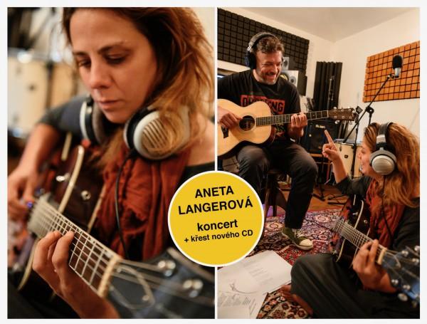 Aneta Langerova_koncert a krest noveho cd